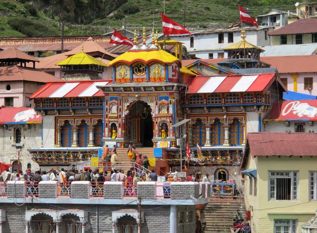 Badrinath vishnu temple