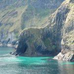Antrim coast Northern Ireland coast