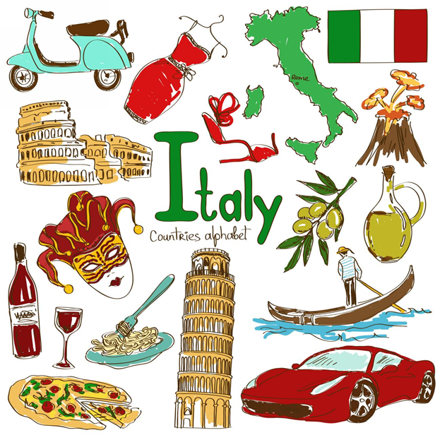 Things about Italy
